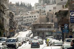 Free Streets Of Amman, Jordan Royalty Free Stock Images - 186064479