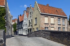 Streets Of Ghent Belgium Royalty Free Stock Photos