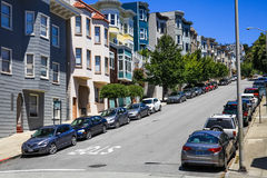 Free Streets Of San Francisco Telegraph Hill Stock Photos - 36837093