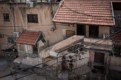 Streets of  old Nazareth Stock Photos