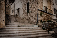 Streets of  old Nazareth Royalty Free Stock Images