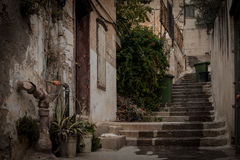 Streets of  old Nazareth Royalty Free Stock Photography