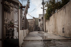 Streets of  old Nazareth Stock Photography