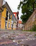 Streets of old Prague Royalty Free Stock Images