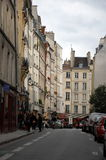 On the streets of Paris Royalty Free Stock Photography