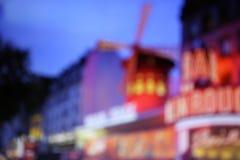 Streets of Paris Stock Image