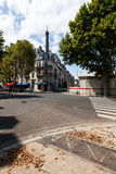 Streets of Paris Royalty Free Stock Images
