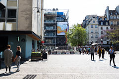 Streets of Paris. Royalty Free Stock Photography