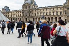 Streets of Paris. Stock Photos