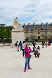 Streets of Paris. Stock Photography
