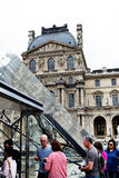 Streets of Paris. Royalty Free Stock Images