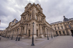 At the Streets of Paris Royalty Free Stock Photography