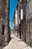 Streets of Perigord Stock Images
