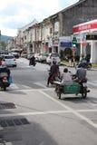 Streets of Phuket Town Royalty Free Stock Image