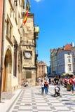 Streets of Prague Stock Photos