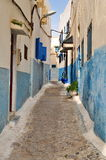 Streets of Rabat, Morocco Stock Images