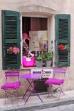 In the streets of Saint Tropez Stock Photography