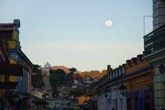 Streets of San Cristobal de las Casas, Mexico Royalty Free Stock Image