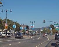Streets of San Francisco Royalty Free Stock Image
