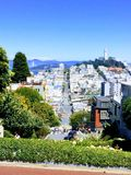 San Fransisco royalty free stock image