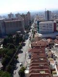 Streets of Sao Paulo, Brazil Stock Photo