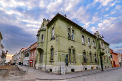 Streets in Sibiu Stock Images
