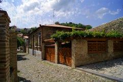 Streets of Signagi Stock Images