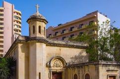 Malta, Streets of Sliema Royalty Free Stock Photo