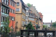 Streets of Strasbourg Stock Image