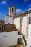 Streets of Tavira town Royalty Free Stock Images