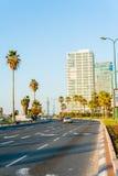 Streets of Tel Aviv Stock Photos