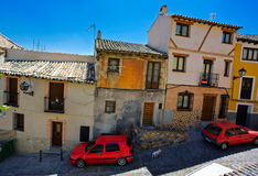 On the streets of Toledo Royalty Free Stock Images