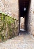 Streets of Toledo,Spain Royalty Free Stock Photo