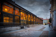 Streets Valladolid Royalty Free Stock Photography