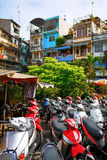 The streets of Vietnam. Stock Images