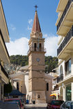 Streets Of Zakynthos, Greece. Royalty Free Stock Images