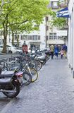 Streets of Zurich. Zurich architecture. royalty free stock photography