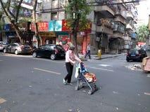 Streetscape photographie stock libre de droits