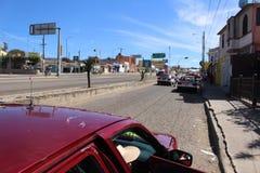 Streetscape d'Oaxacan photo libre de droits