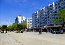 Streetscape de Harbin image stock