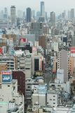 Streetscape van Kyoto royalty-vrije stock fotografie