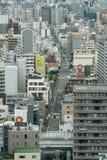 Streetscape van Kyoto royalty-vrije stock foto