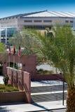 Streetscapes y edificios urbanos en Phoenix céntrica, AZ Imagen de archivo