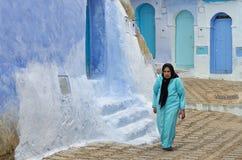 Streetscene in Morocco 2 Stock Photos