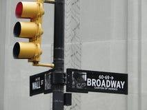 Streetss trasversale fotografia stock