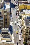Streetview à San Francisco Photos libres de droits