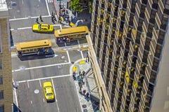 Streetview à San Francisco Photo libre de droits