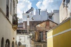 Streetview Obrazy Stock