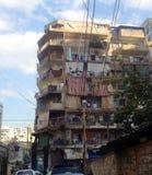 Streetview al Libano Beirut Fotografia Stock Libera da Diritti