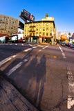 Streetview céntrico en el este Imágenes de archivo libres de regalías